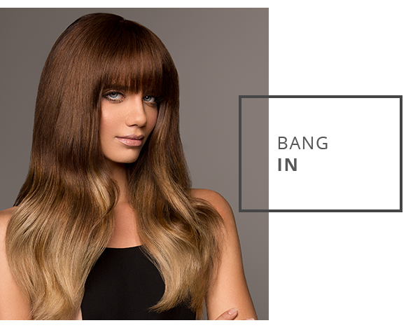 Bang in home hairtalk. Clip bangs picture library