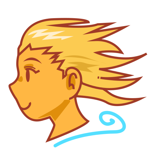 Hair blowing in the wind png. Clipart at getdrawings com