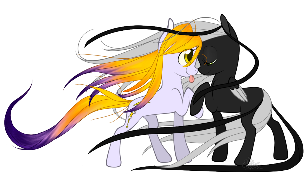 Hair blowing in the wind png. Mlp my by yolly