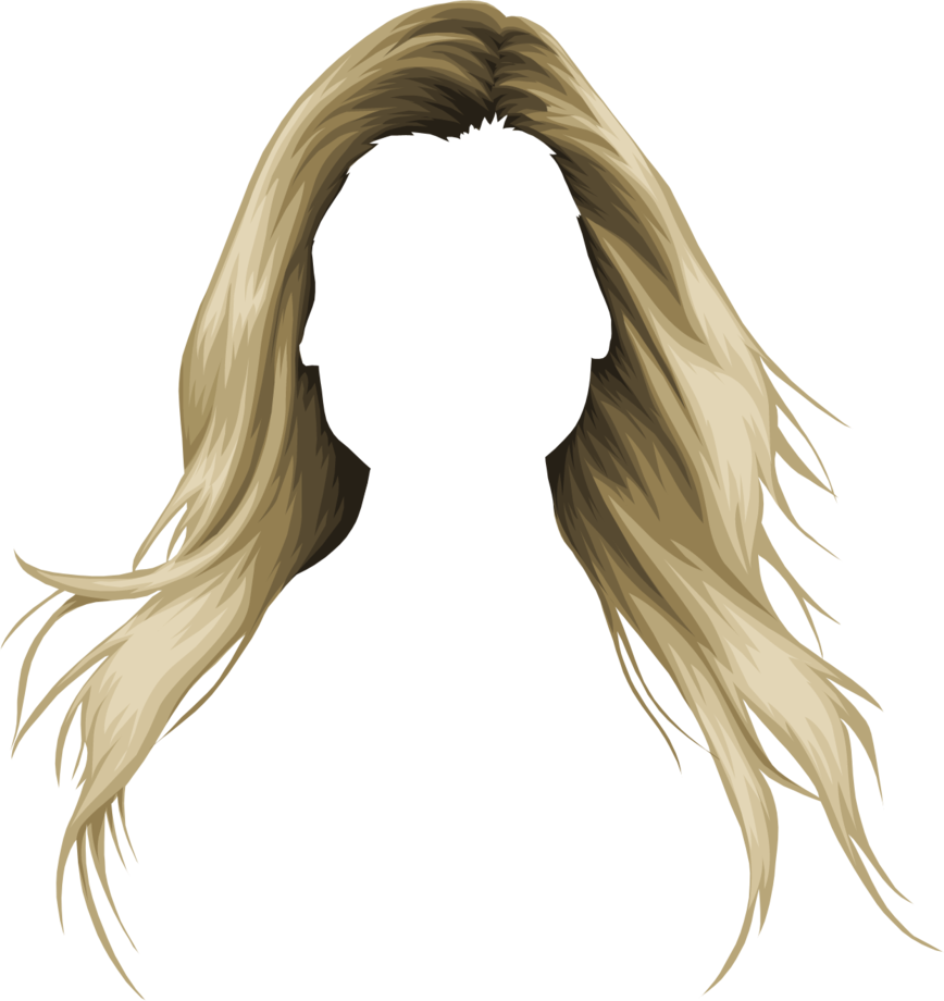 Hair cartoon png. Thirty three isolated stock