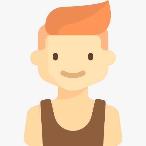 Hair clipart orange hair. Boy brother png image