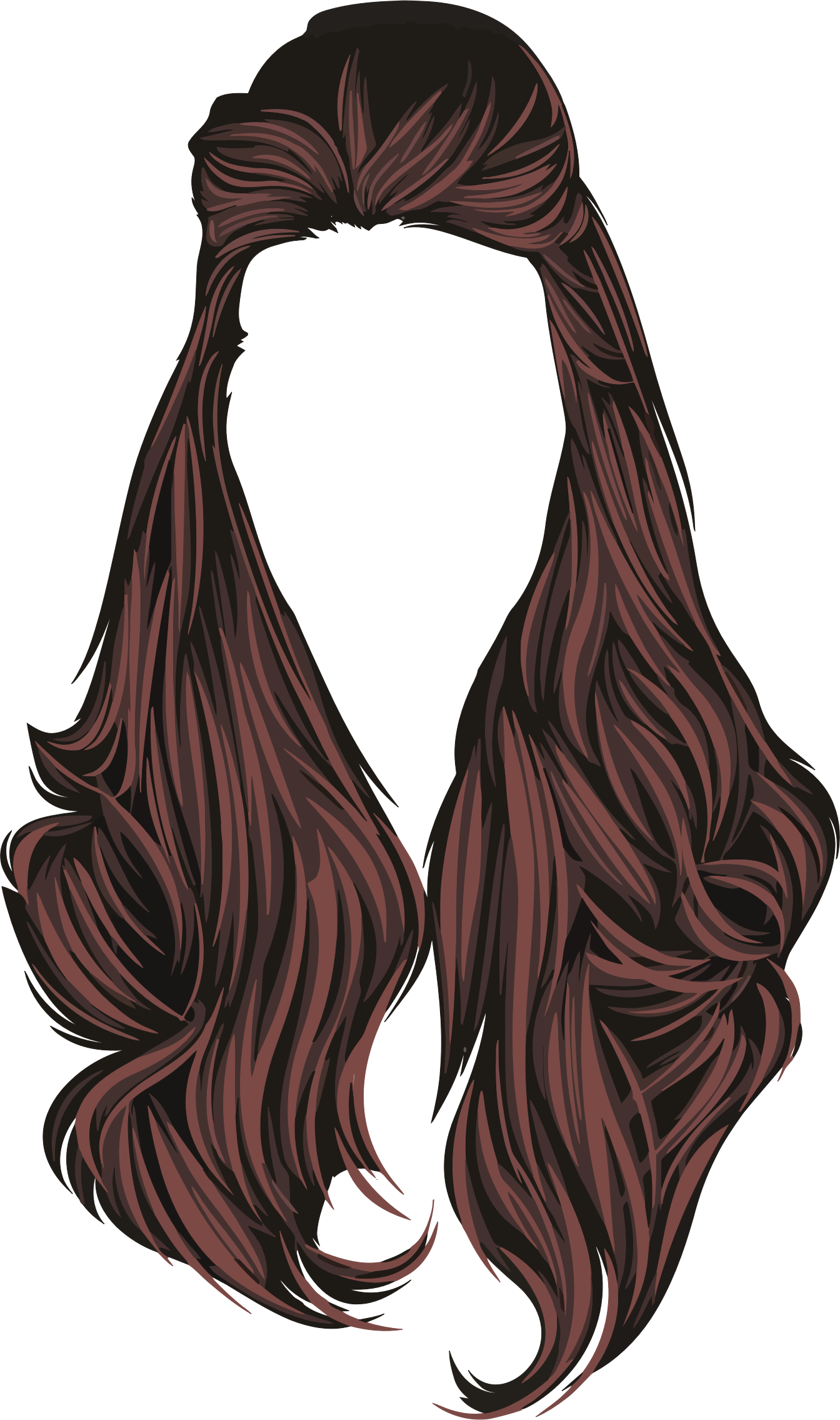 Hair clipart png. Collection of high