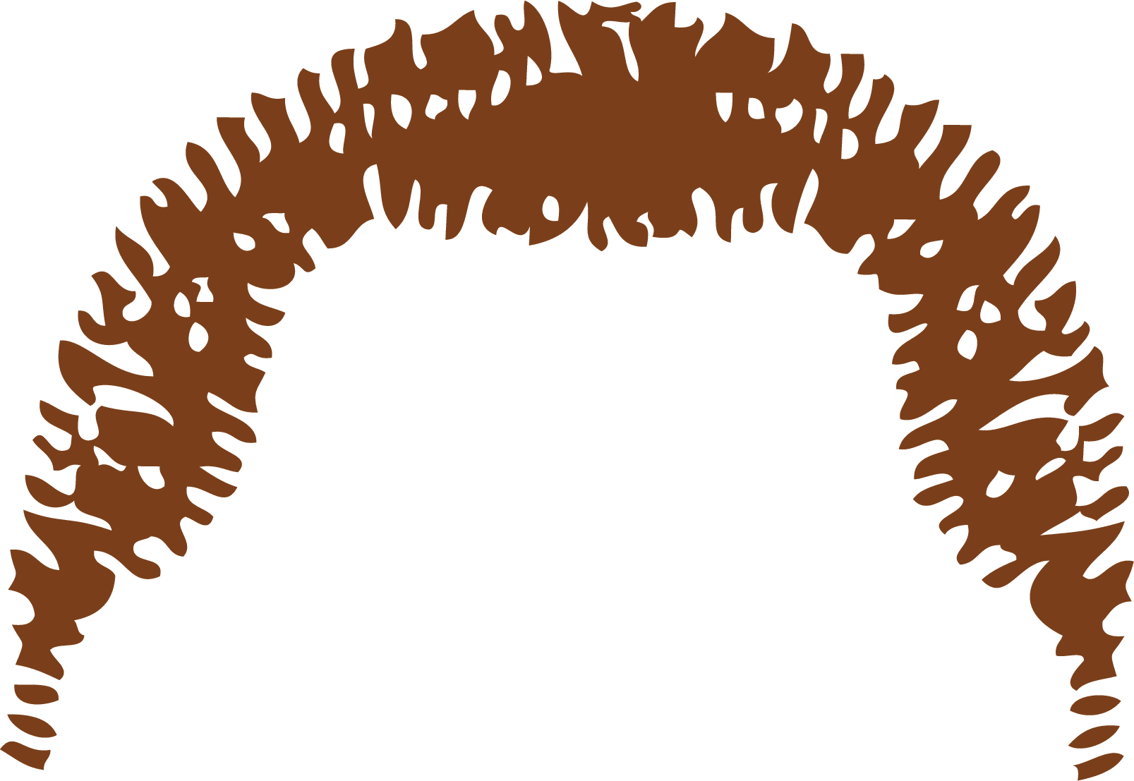 Free hair cliparts download. Afro clipart clipart black and white