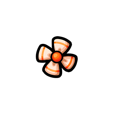 Hair clips png. Image gear orange clip