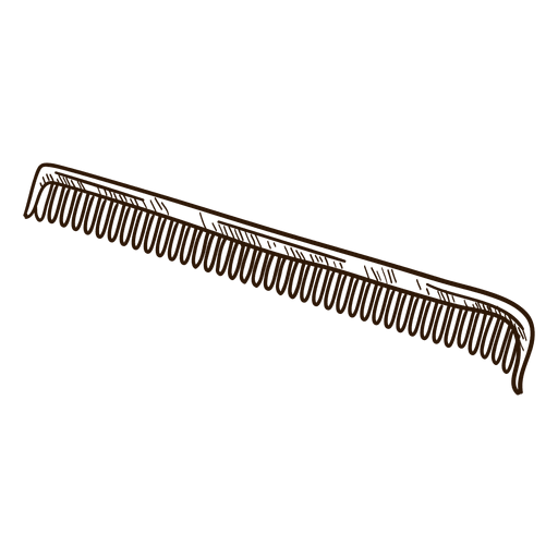 Hair comb png. Tools transparent svg vector