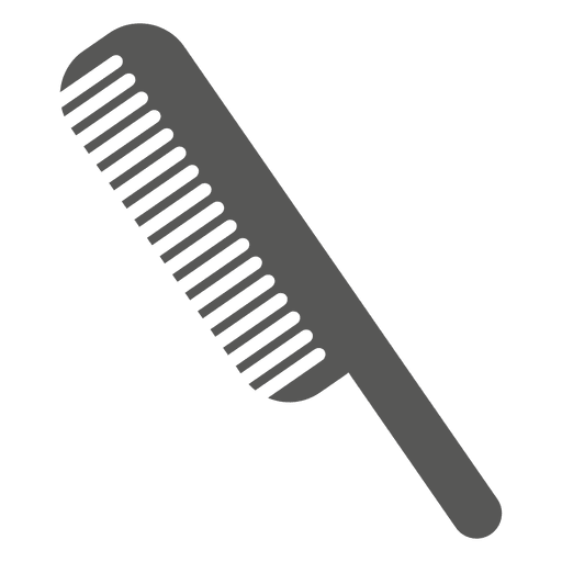comb svg hair