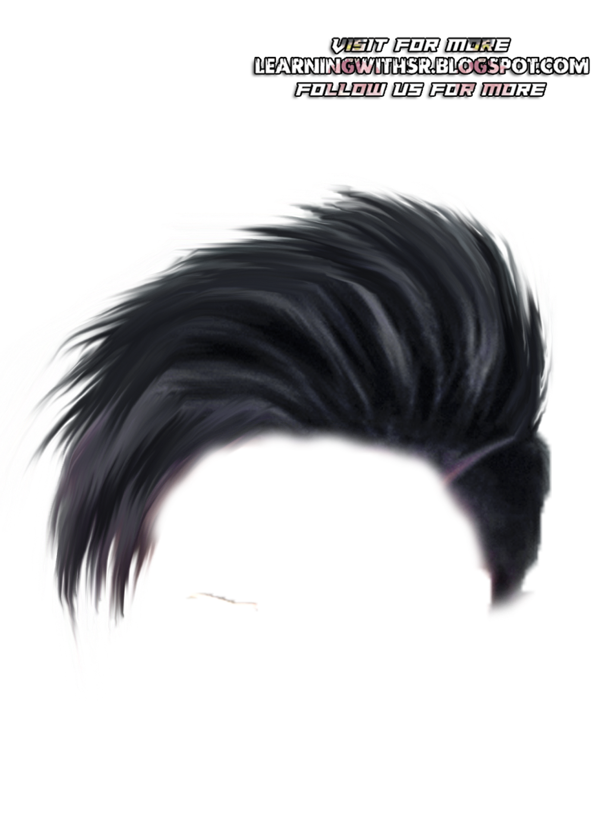 Hair png images. Brand new cb for