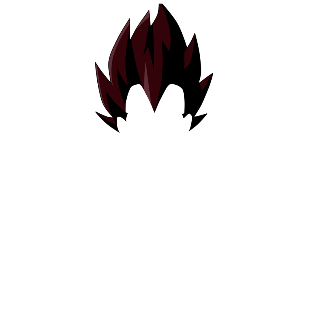 Hair png anime. Dragon ball z s