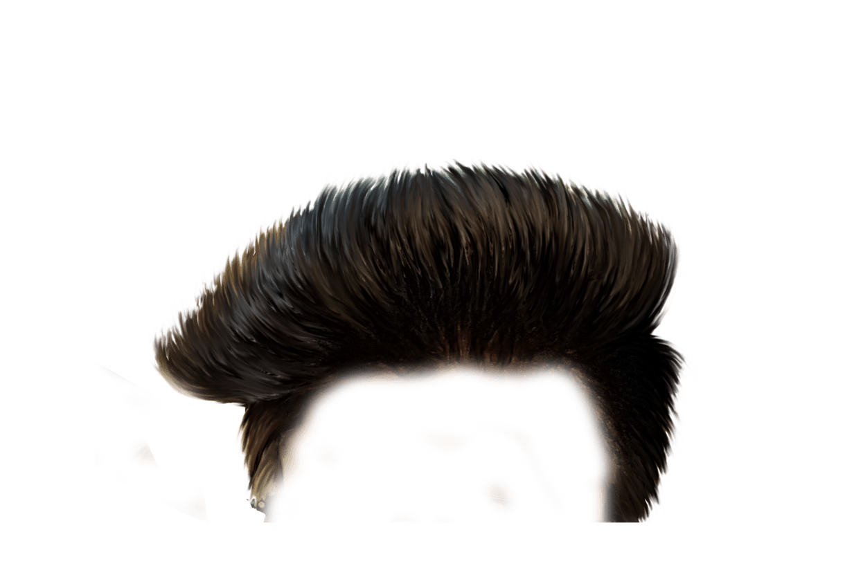 Hair png. New zip file download