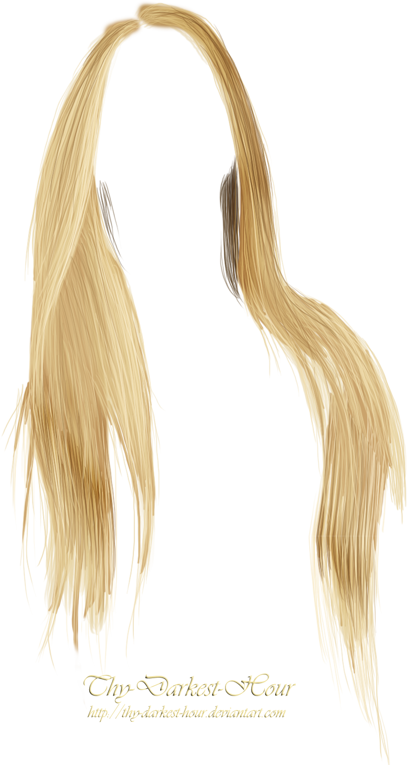 Hair strand png. Favourites by galdimi on