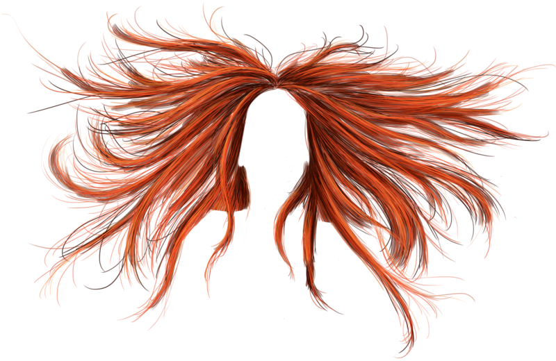 Hair strands png. Favourites by galdimi on
