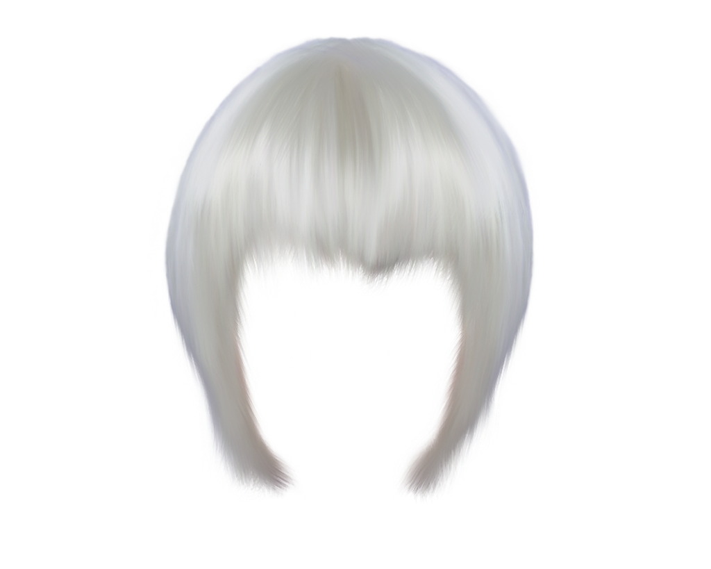 Hair with bangs png. By moonglowlilly on deviantart