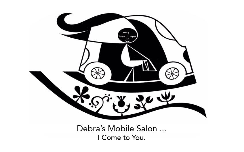 Haircut clipart hair stuff. Debra s corner mobile