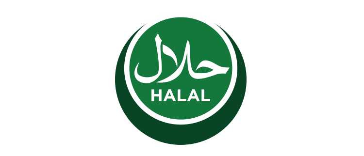Halal food png. In asia business west