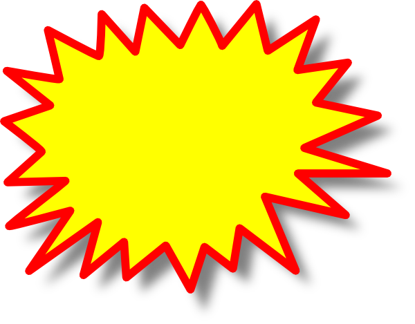 Starburst png. Clip art at clker