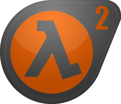 Half life 2 png. Icon by jebusfist on