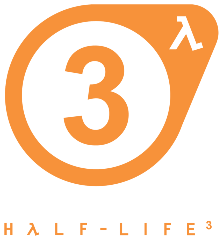 Half life 3 logo png. By espionagedb on deviantart