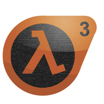 Half life 3 logo png. Trademarked across the pond