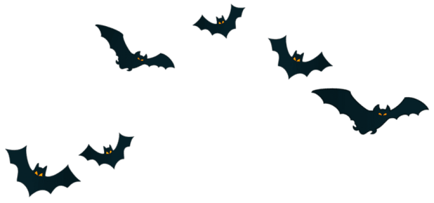 Halloween backgrounds png. Download bats decor images