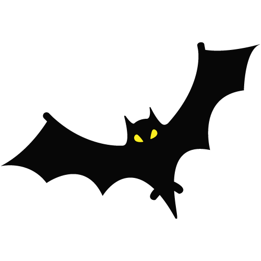 Halloween bat png. Picture