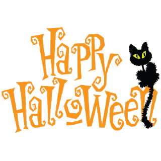 Halloween clipart cartoon. Clip art happy large