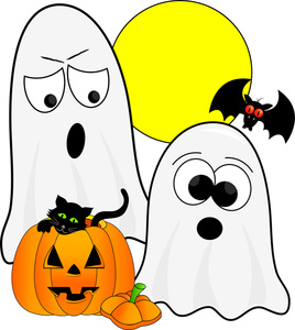 Halloween clipart cartoon.