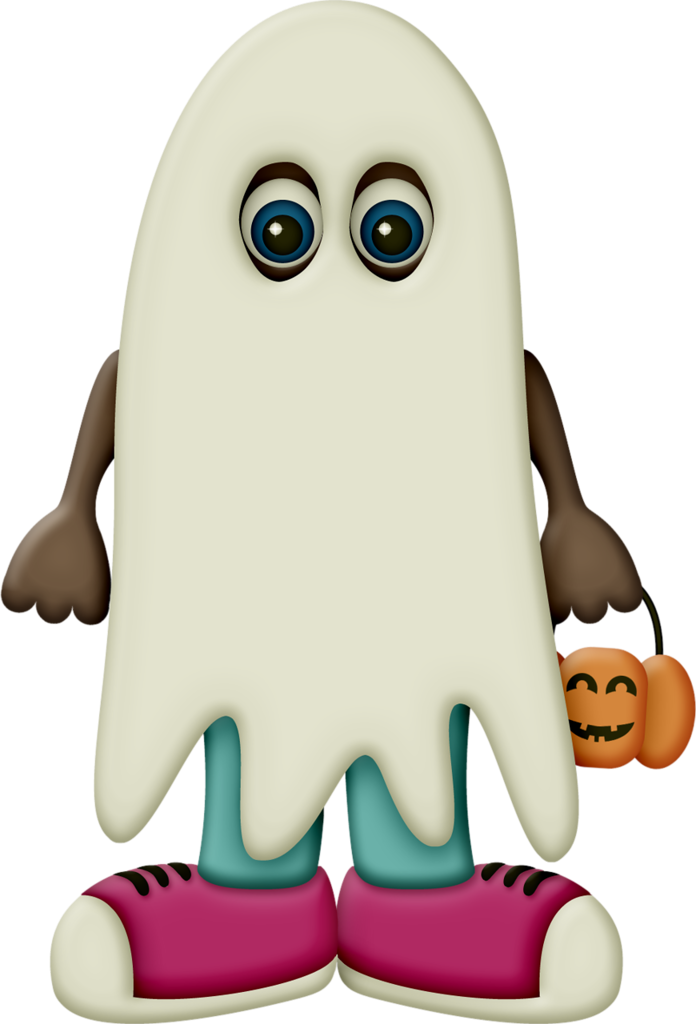 Halloween clipart craft. Prints ghosts themes
