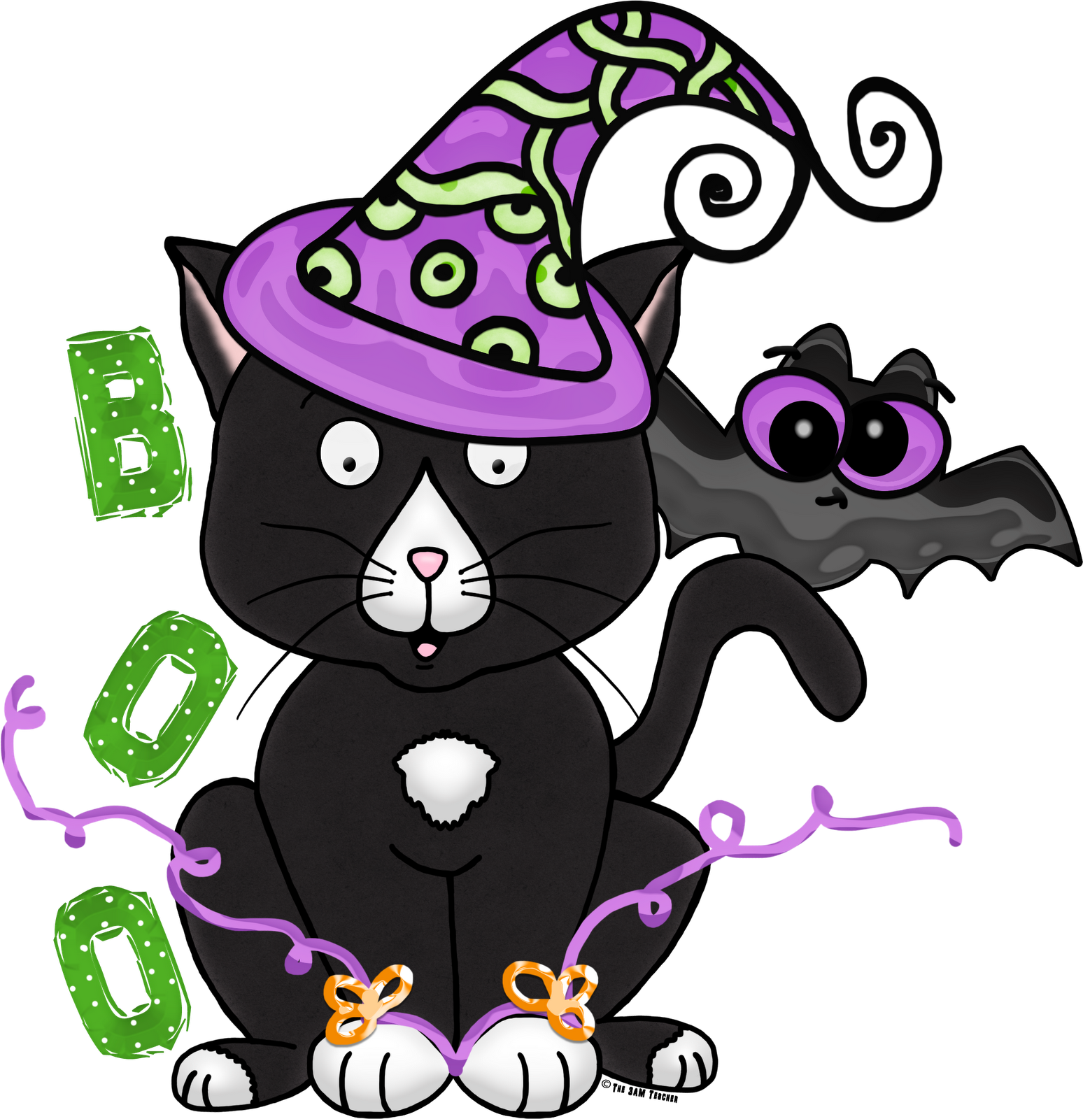 Halloween clipart preschool. Banner library download rr