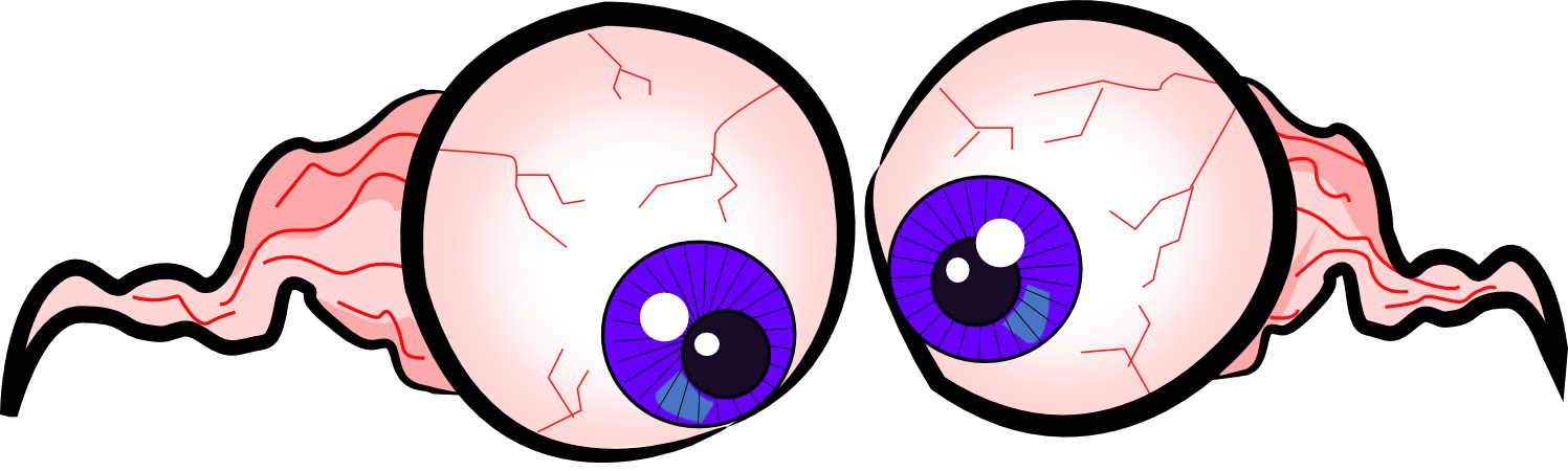 Halloween eyeball clipart png. Clipartix