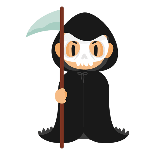 Halloween png cartoon. Executioner costume transparent svg
