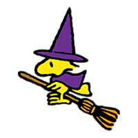 Halloween png snoopy. Part whatsticker
