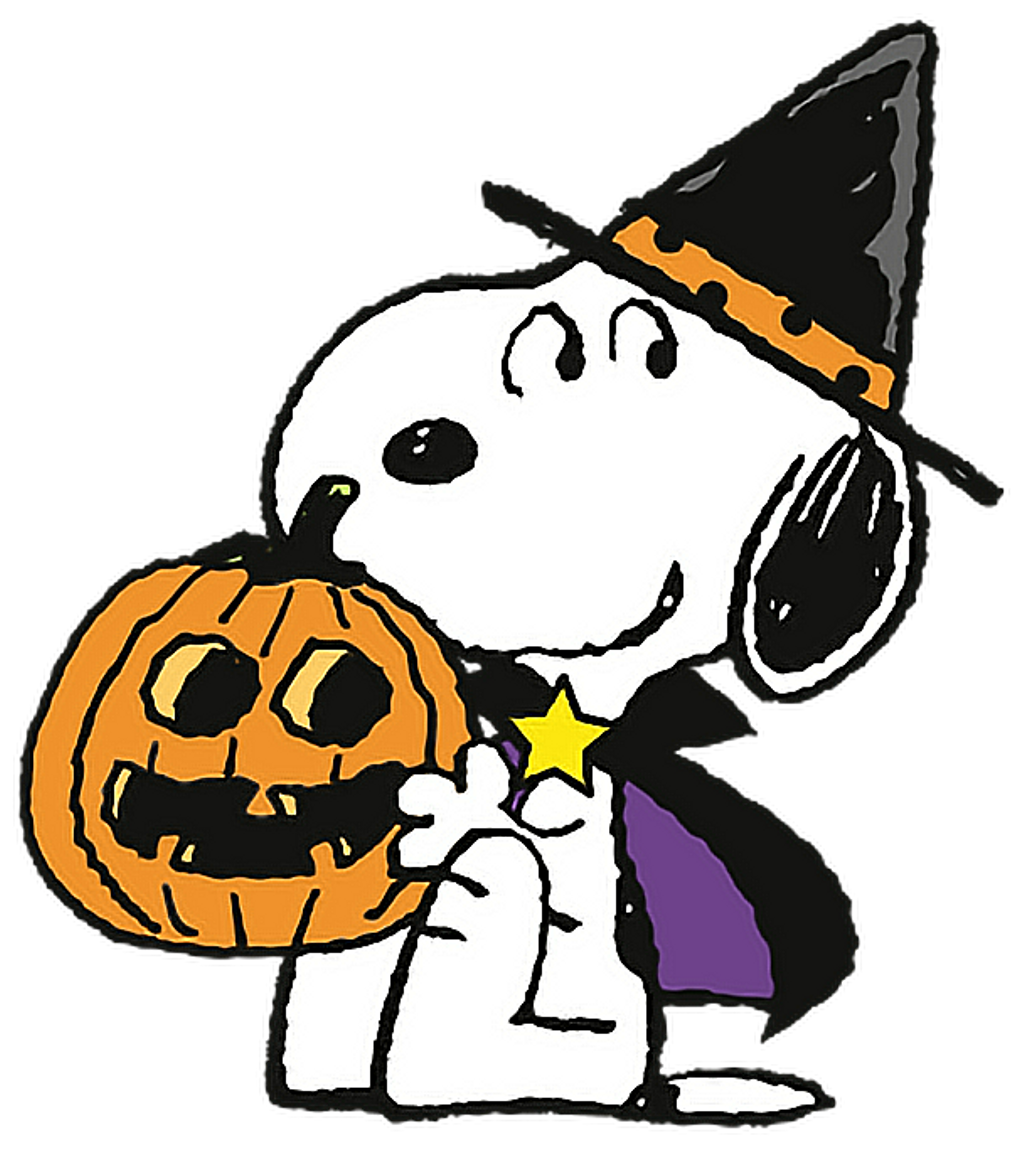 Halloween png snoopy. Cute colorful trickortreat pumpkin