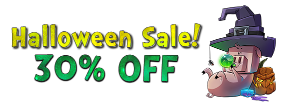 Halloween sale png. Mcorigins home spaceblock release