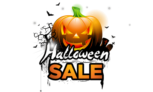 Halloween sale png. Decalgirl com
