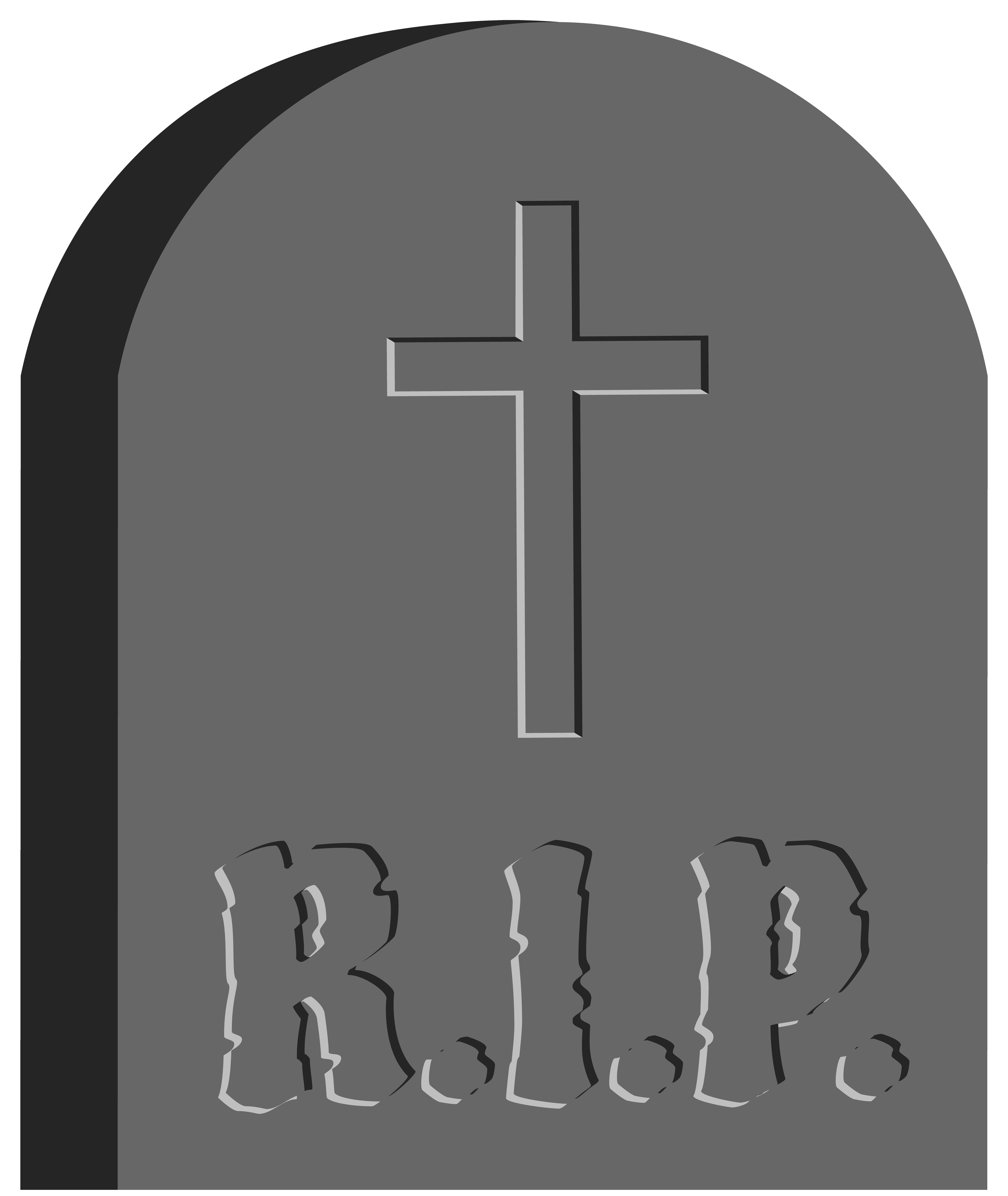 Png rip. Halloween tombstone clip art