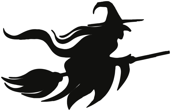 Halloween witch png. Image