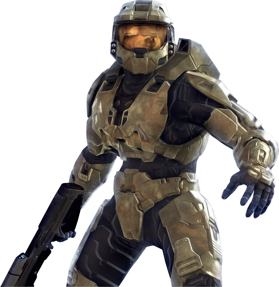 Halo 2 Master Chief Png Picture 1769466 Halo 2 Master