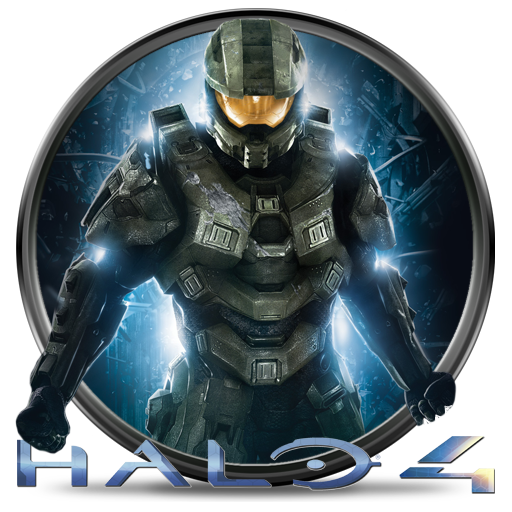 Halo 4 png. Free icons and backgrounds