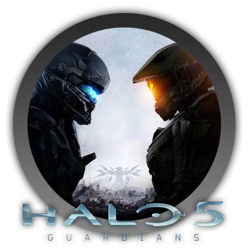 Halo 5 guardians logo png. Icon by blagoicons on