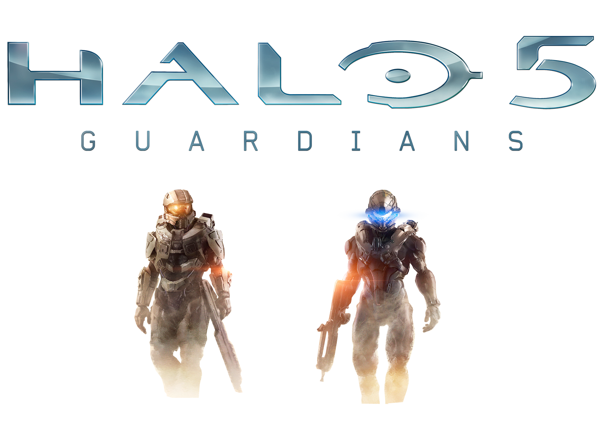 Halo 5 guardians logo png transparent. And render assets by