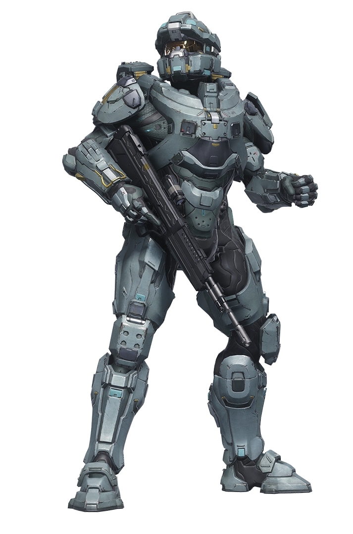 Halo 5 guardians png. Render fred amazing video