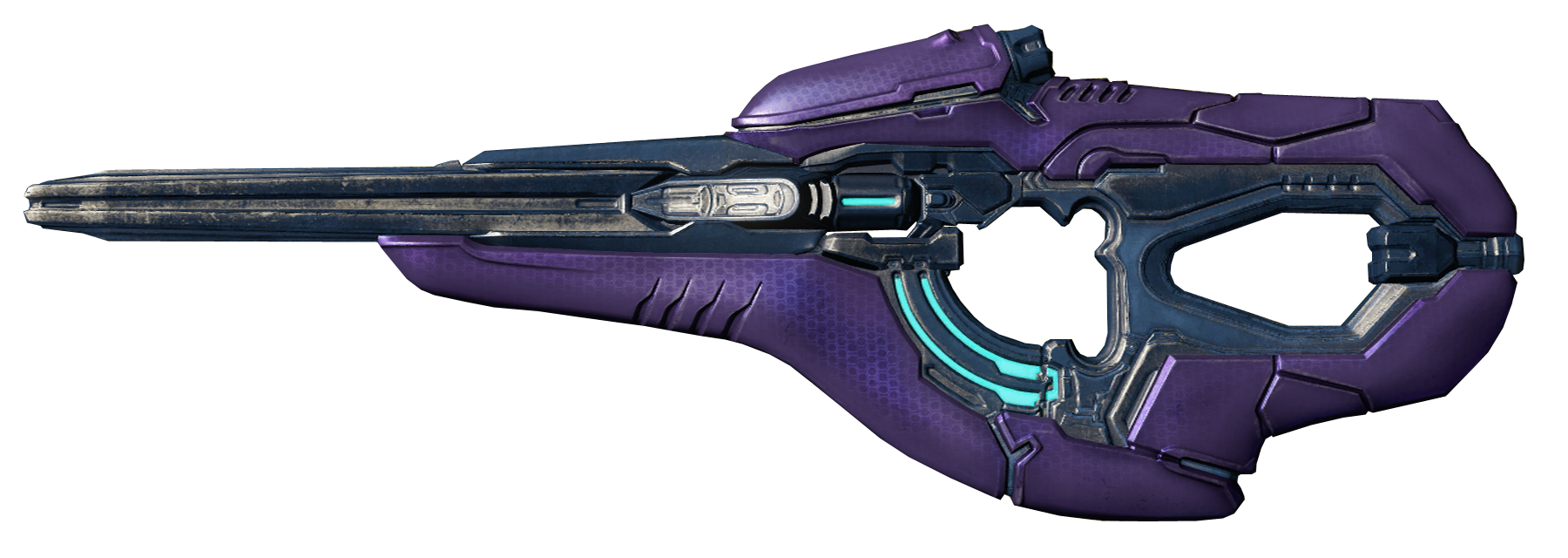 transparent rifle halo 2
