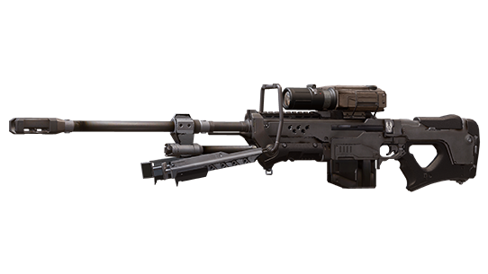halo sniper rifle png
