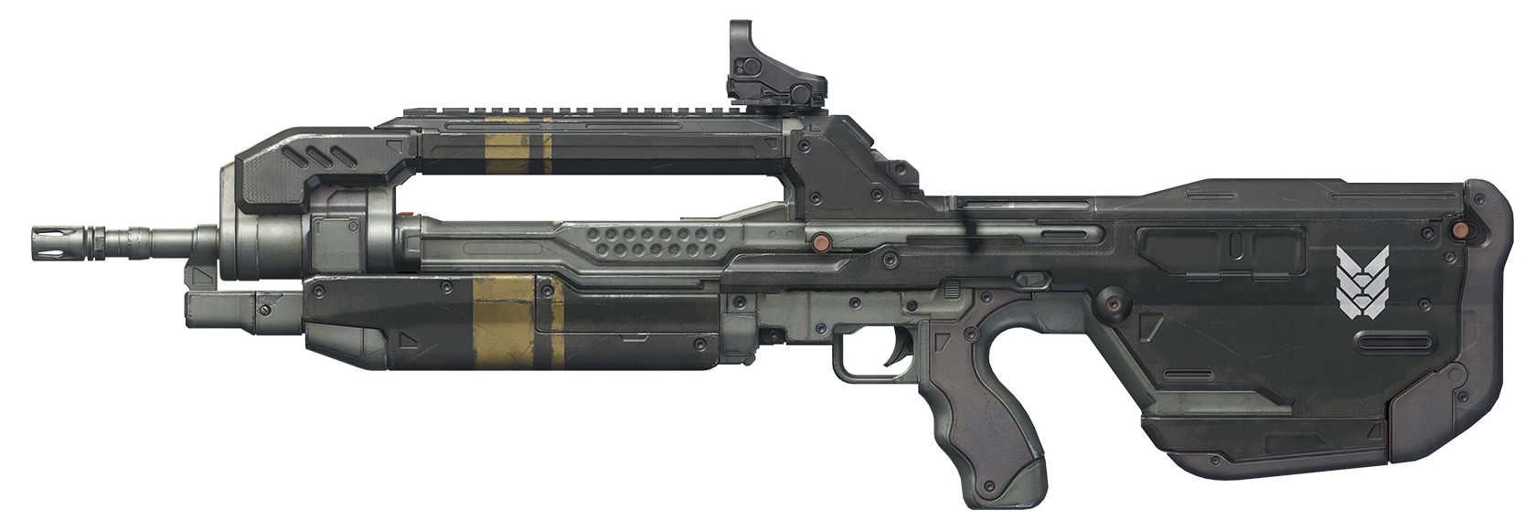 Halo assault rifle png. Image br alteredrp halorp