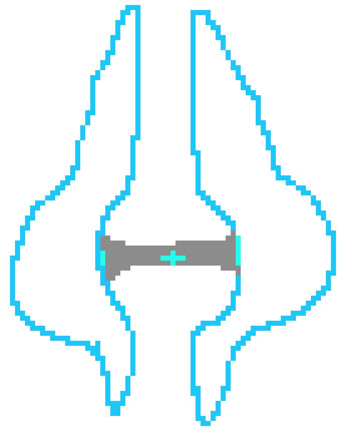 Halo clipart pixel. Energy sword art maker