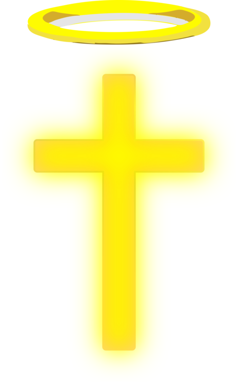 Halo clipart religion. Computer icons christian cross
