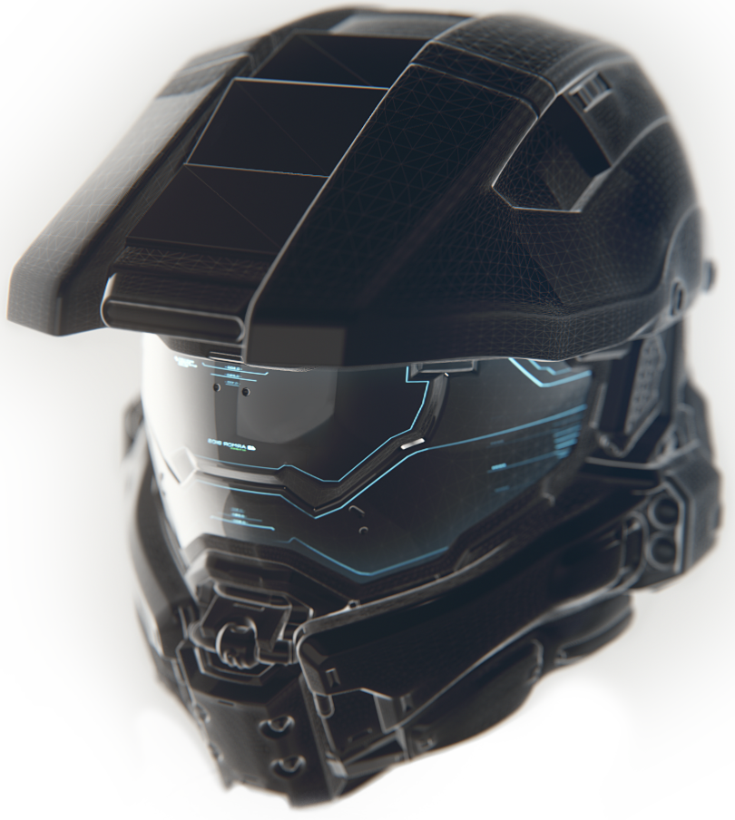 Rotate Resize Tool Master Chief Helmet Png