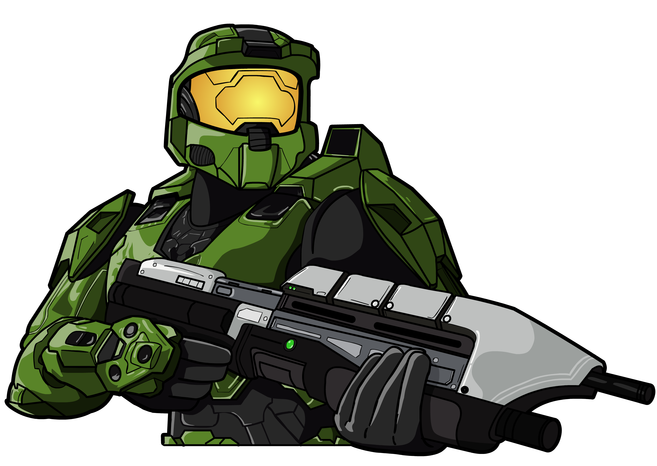 Halo spartan png. Assault reach the master