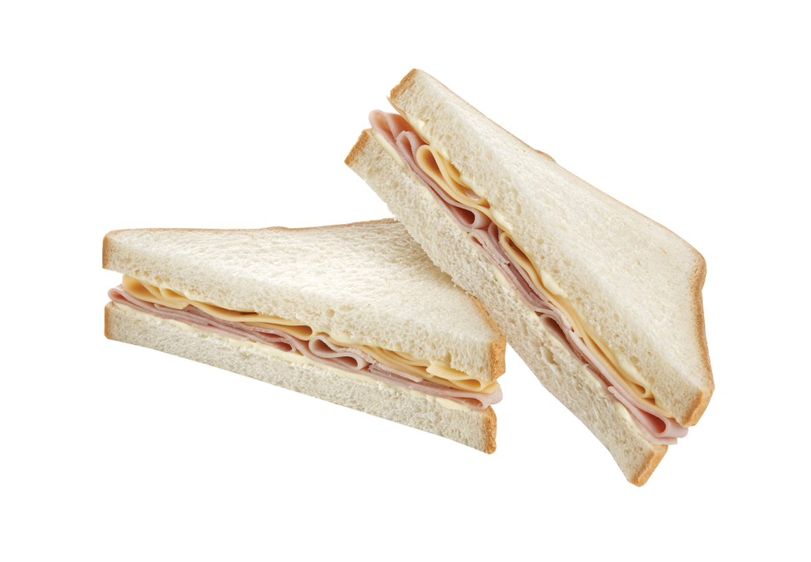 Ham sandwich png. And cheese panini barbecue