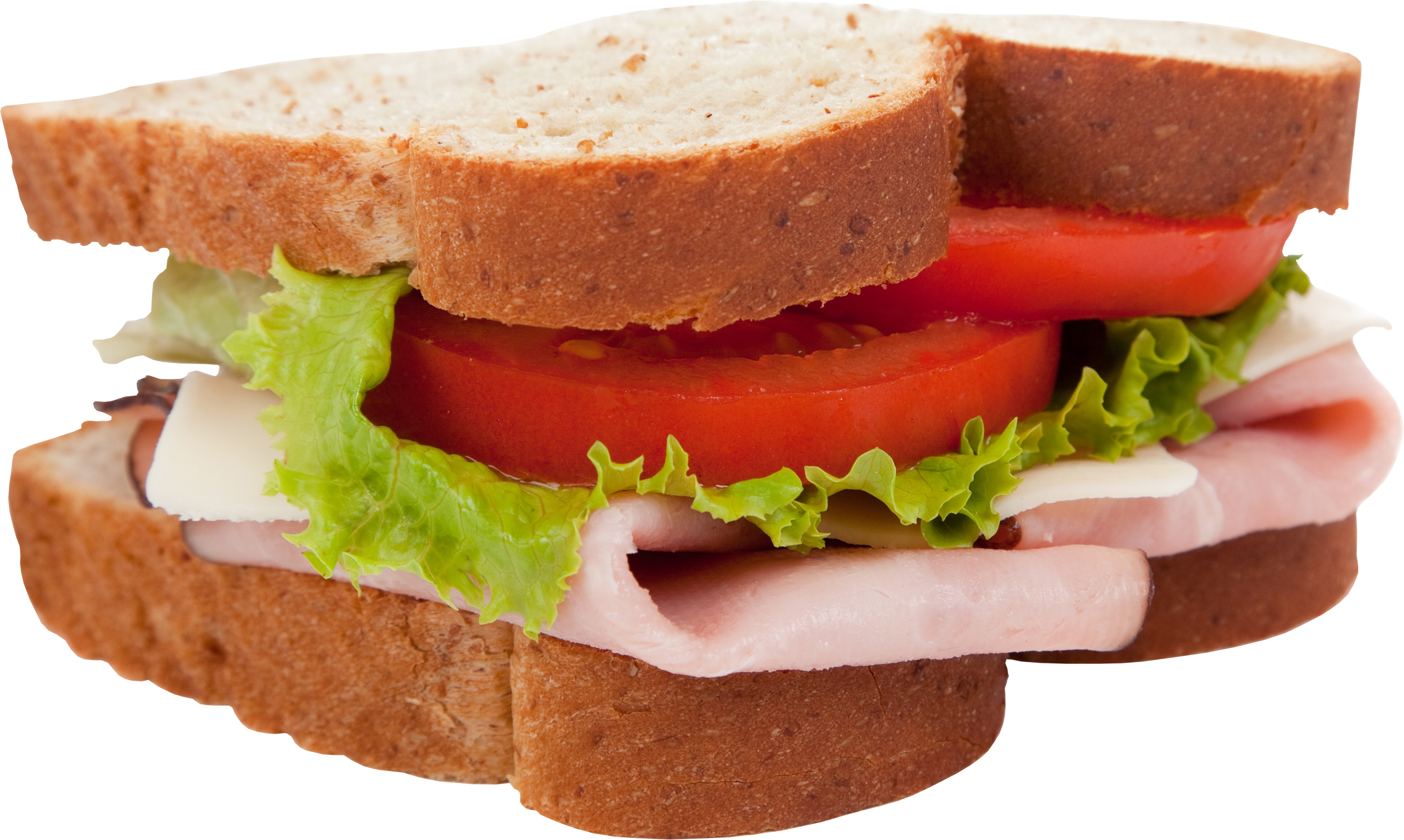 Ham sandwich png. Toast filling image purepng